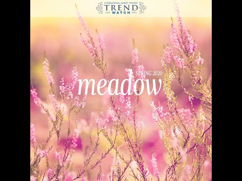 TrendWatch Spring 2020: MEADOW