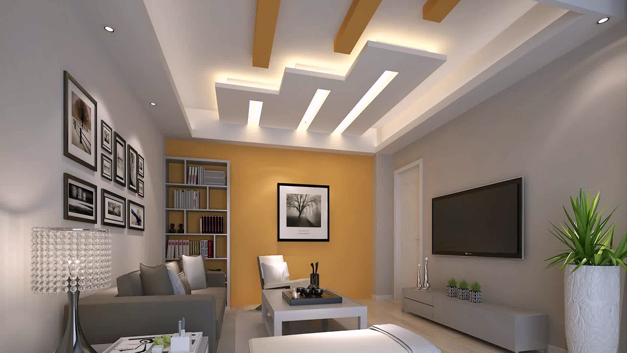Modern False Ceiling Design Photos For Residential House