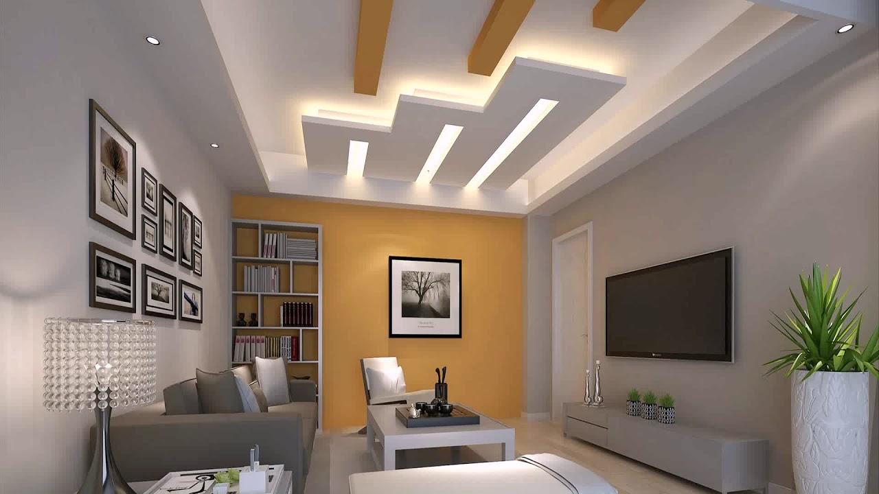 Modern False Ceiling Design Photos For Residential House YouTube