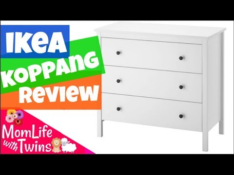 IKEA KOPPANG DRESSER REVIEW