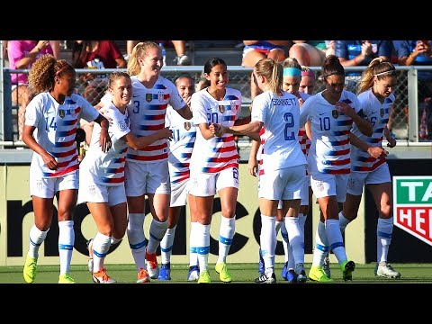 WNT vs. Panama: Highlights - Oct. 7, 2018