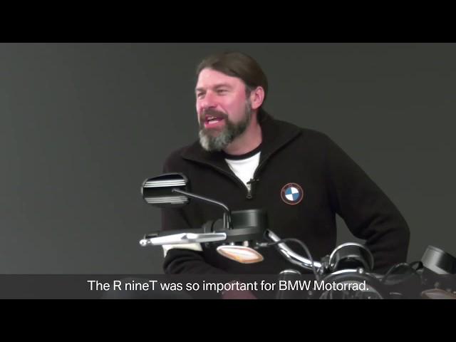 Lanzamiento BMW R 18. Declaraciones de Roland Stocker, Jefe de Proyecto R 18, BMW Motorrad
