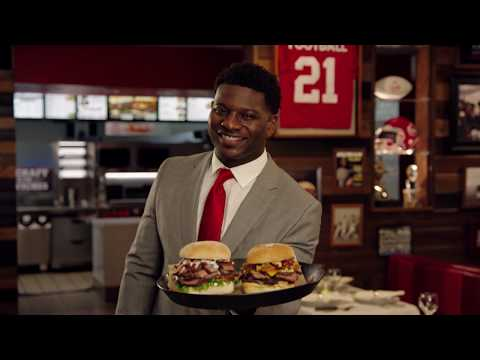 Arby's: LaDainian Tomlinson's Arby's Steakhouse | The Recipe For Success