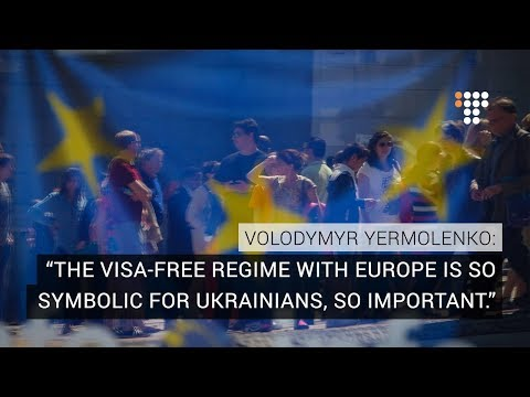 What The New Visa-Free Regime Means For Ukraine & The EU
