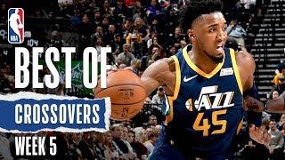 NBA's Best Crossovers | Week 5 | 2019-20 NBA Season