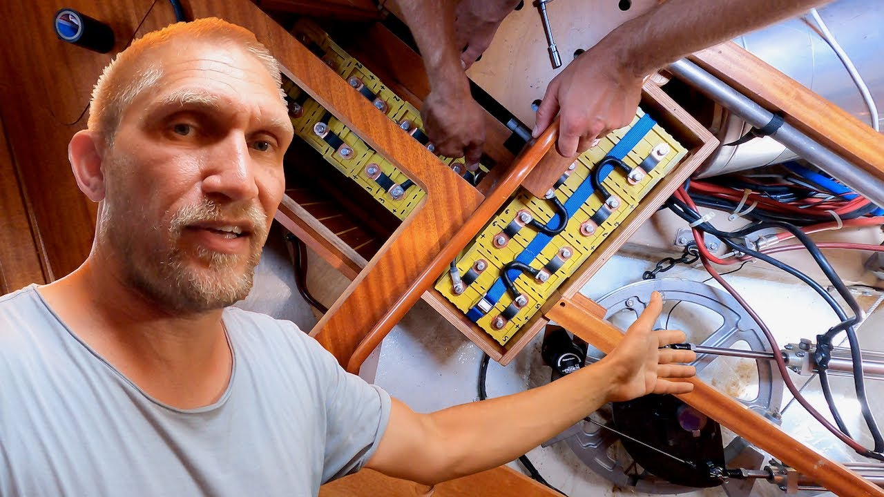 Watch This Before Throwing Out Your Old Lead-Acid Batteries! - Ep. 262 RAN Sailing