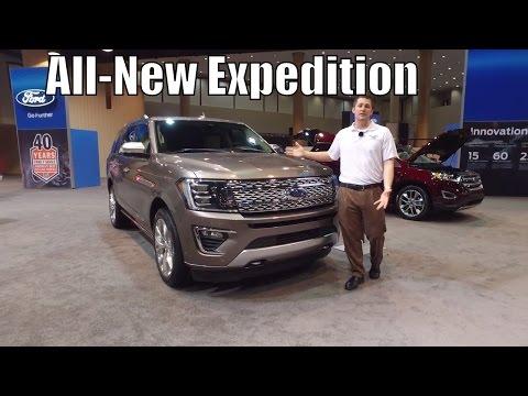 2018 Expedition Platinum - Walkaround, Review