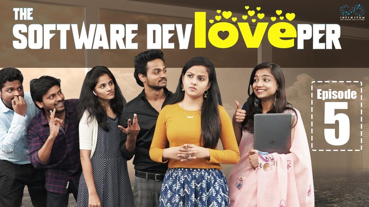 Download The Software DevLOVEper || EP - 5 || Shanmukh Jaswanth Ft. Vaishnavi Chaitanya || Infinitum Media