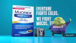 "Mucinex ""Let's Skip This"" - Dance"