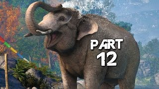 Far Cry 4 Walkthrough Gameplay Part 12 - Riding Elephants - Campaign Mission 10 (PS4)