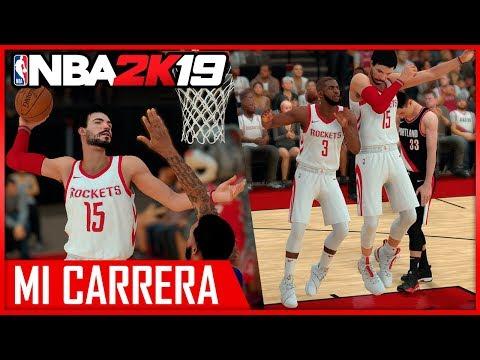 NBA 2K19 MI CARRERA - ¡ESPECTACULO PURO! - AIRCRISS #13