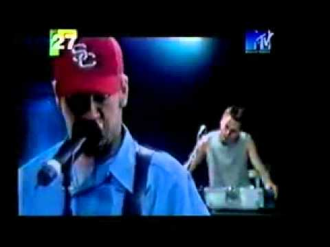 Bloodhound Gang - The Ballad Of Chasey Lain (Live @mtv europe)