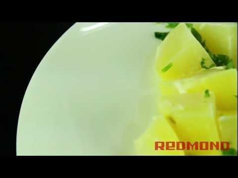 Мультиварка REDMOND RMC-4503 Отварной картофель