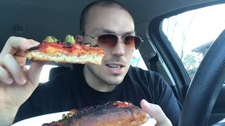 Reheated Vegan Pizza Review (recorded w/no malice toward anybody)