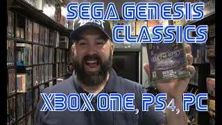 Sega Genesis Classics on Xbox One, PS4, PC First Look