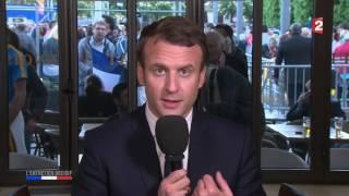 Entretien décisif avec Emmanuel Macron |France 2