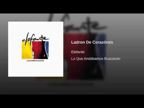 LADRON DE CORAZÒNES/ELEFANTE