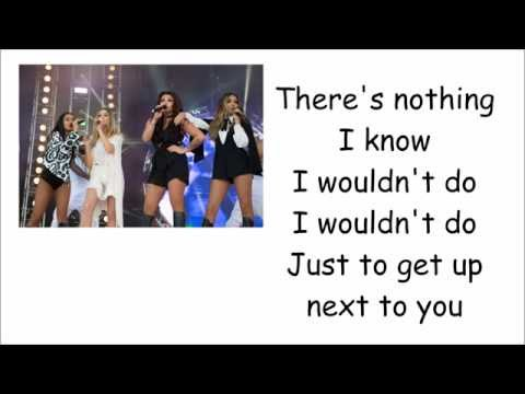 Little Mix - Want To Want Me/I Wanna Dance With Somebody (Lyric Cover)