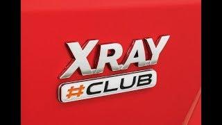 2020 Lada Granta XRay Largus - special edition #CLUB
