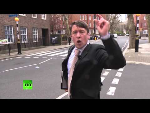 'Panama Papers tell how political class got there' – Jonathan Pie
