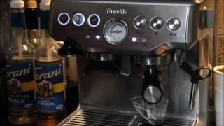how to make a iced latte HD