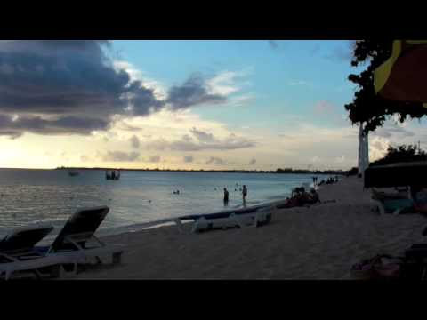 Cayman Islands in May