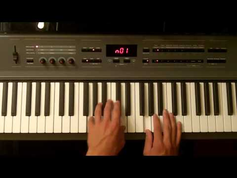 WALKING IN MEMPHIS Piano tutorial