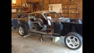 1966 Mustang Fastback Restoration Part 1