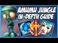 GUIDE ON HOW TO PLAY AMUMU JUNGLE IN SEASON 10 - INCREDIBLY OP IN LOW ELO - League of Legends