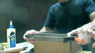 The Making Of A Small Treasure Chest Part 2
