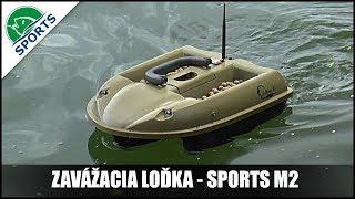 Download Zavážacia loďka SPORTS M2, s diaľkovým ovládaním, obj.č.: 625 011 Mp3