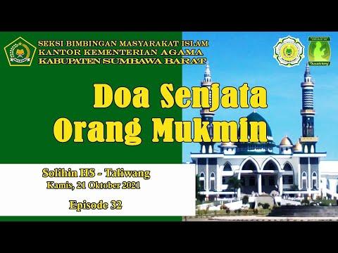 Doa Senjata Orang Mukmin / Solihin HS / Basatotang