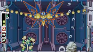 Mega Man Zero 3 - Megaman zero 3 childre inarabitta boss battle  mission track d.e. signal - User video