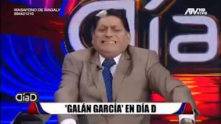 Las mejores imitaciones de Carlos Álvarez estuvieron en Día D