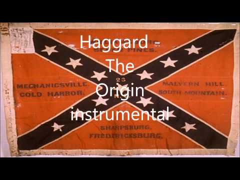 Haggard - The Origin instrumental