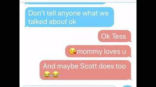 Tessa Virtue Scott Moir Love Texting Story Tessa talks about Scott to her mom Pt#2