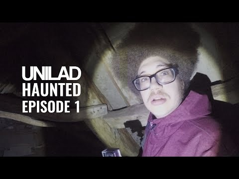 UNILAD Haunted | The Ancient Ram Inn