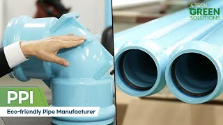 [K-Tech Green Solutions] Eco-friendly Pipe Manufacturer 'PPI'