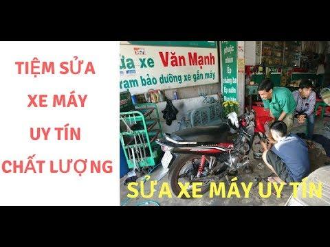 Tiệm Sửa Xe Máy Gần Trạm Dừng Chân Bò Sữa Long Thành ở Đồng Nai