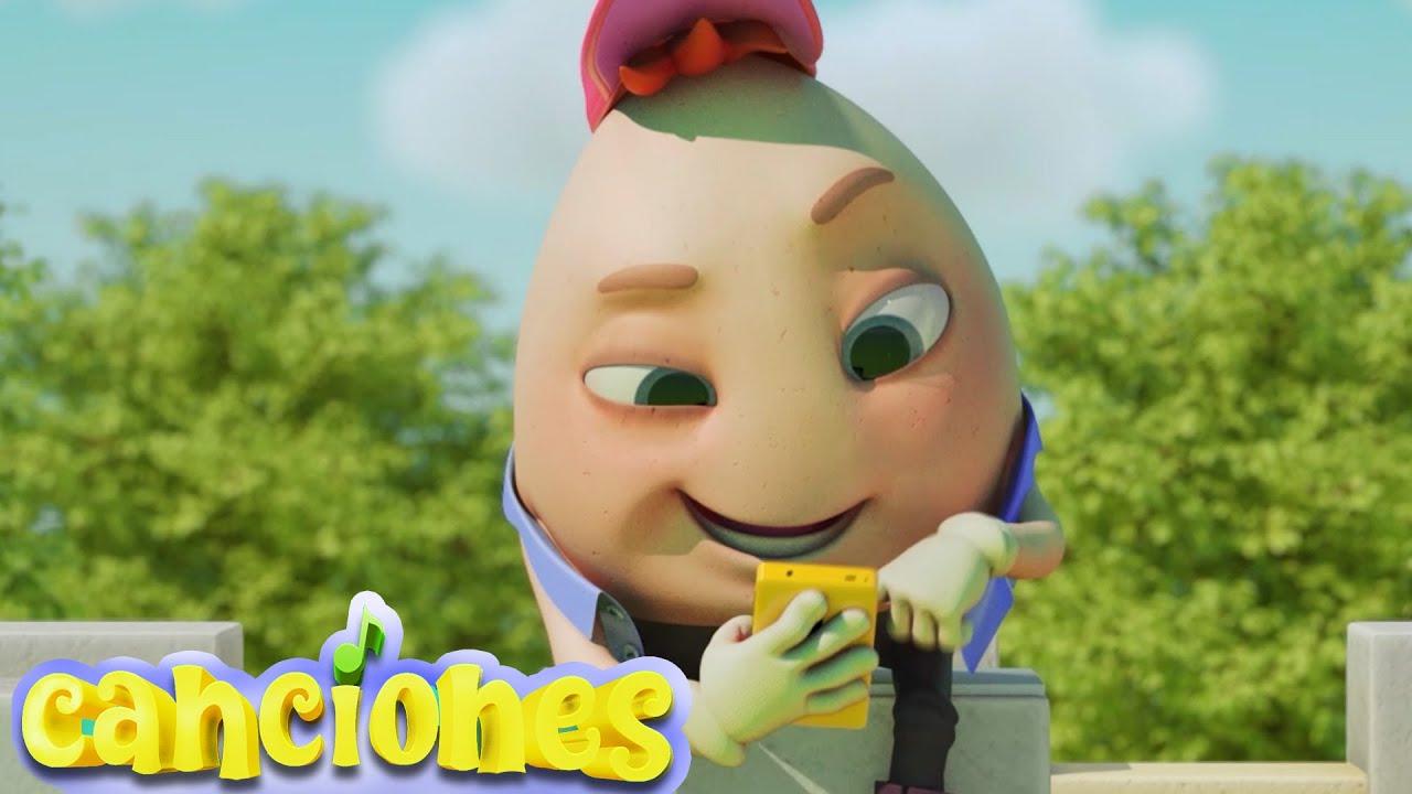 Canción para mi bebé | Humpty Dumpty | Y muchas más canciones infantiles | Video Para Niños