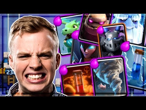 Clash Royale - THIS IS MY FAVORITE DECK!