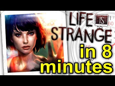 The History Of Life Is Strange | A Brief History