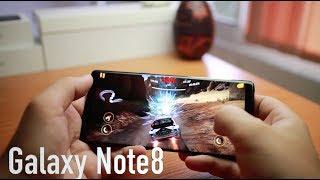 Galaxy Note 8 видео ревю (BG)