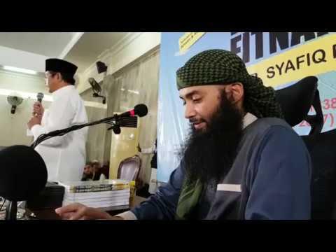 I MISS YOU [Masjid Jami' MUI Surakarta] - Ustadz Dr  Syafiq Riza Basalamah M A