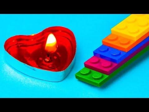 13 FANTASTIC LEGO LIFE HACKS