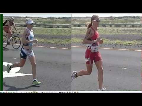 Ironman Run Technique - Gliders vs Gazelles