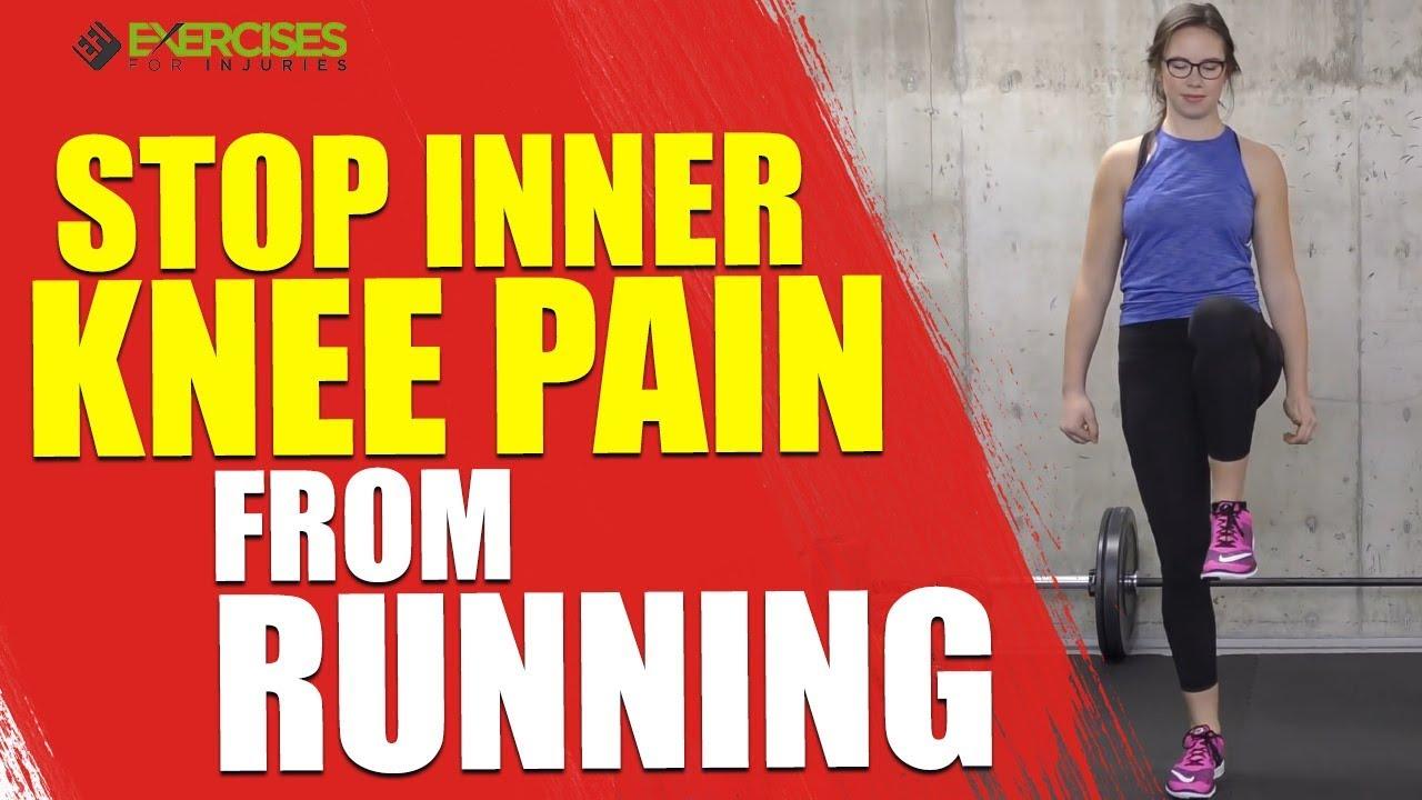 STOP Inner Knee Pain From Running