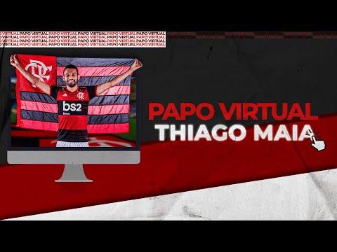 Papo Virtual Com Thiago Maia - Ao Vivo