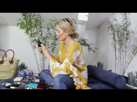 What's in your bag Camilla Pihl?