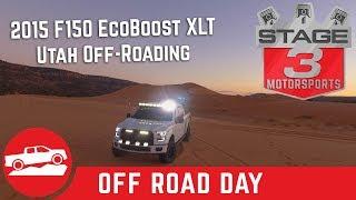 2015 F150 3.5L EcoBoost XLT Utah Off Road Highlights